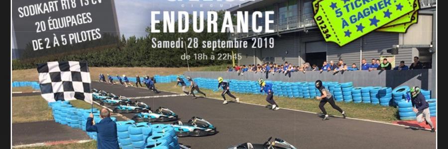 Kart, circuit sarron, endurance, course, 3heures, équipes, challenge, activité à Riom | Sarron Circuit