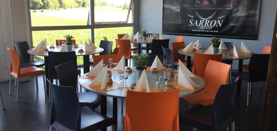 Organisez votre prochain séminaire au Circuit Sarron | Sarron Circuit
