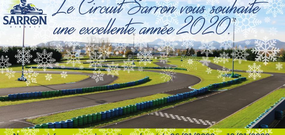 VACANCES DE NOEL   Sarron Circuit