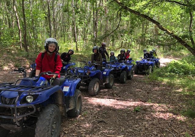 Randonnées Quads Puy de Dôme | Sarron Circuit
